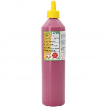 Fingerfarben 500 ml Schul- und Theaterfarbe pink