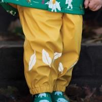 Gelbe Matschhose ungefüttert