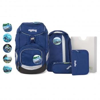 Schulrucksack pack flexibel BlaulichtBär Polizei 6 tlg