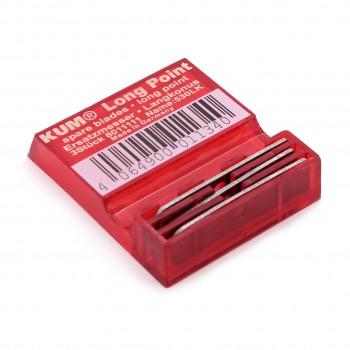 Ersatzmesser für KUM Spitzer – 3 Stück
