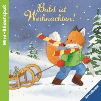 Frohe Weihnachten - 10 Mini - Bilderbücher