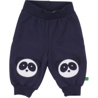 Warme Sweat Krabbelhose Panda