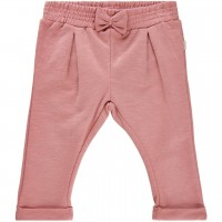 Babyhose Sweat altrosa