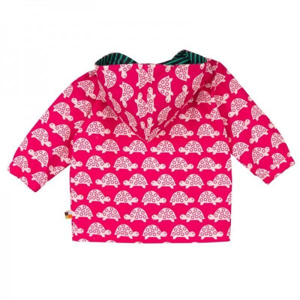 Jacke mit Abperleffekt für Sommer & Übergangszeit pink