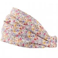 Sommer Haarband Popelin - Blumen beere