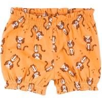 Leichte Mädchen Pumphose Tiger helles orange