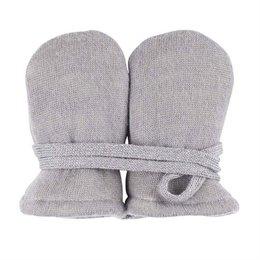 Hochwertige Babyhandschuhe Wolle außen innen Biobaumwolle