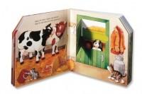 Vorschau: Unterwegs auf dem Bauernhof - Klappenbuch