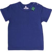 Tolles Basic T-Shirt d-blau