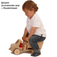 "Vorschau: Nic Grundmodell ""creamobil"" - lang"