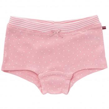 Mädchenpanty Pünktchen rosa