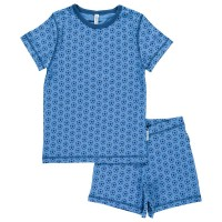 Bio Jungen Sommer Schlafanzug Fussball