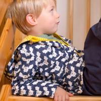Leichte Kinderjacke Übergangszeit