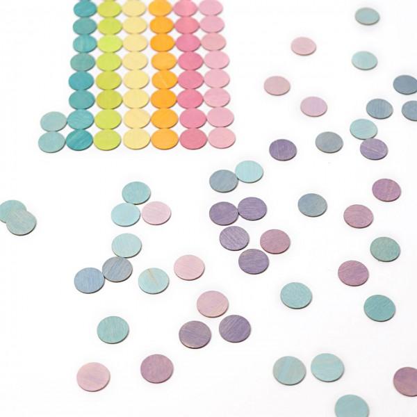 verschiedene Farben und Dessins 2er Set Bez/üge f/ür Seitenschl/äferkissen 145x40 cm Bl/üten II