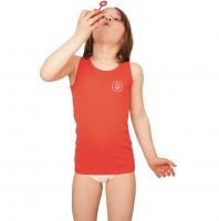 Vorschau: Unterhemd für Mädchen im 2er Pack