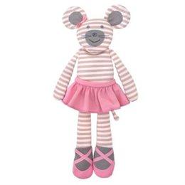 Kuscheltier Maus - für kleine Ballerinas!