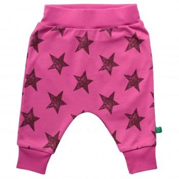 Pinke Sternen Funky Krabbelhose