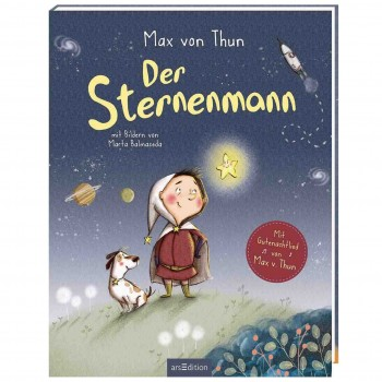 Kinderbuch Der Sternenmann ab 3 Jahre