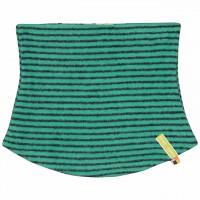 Schlauchschlal Fleece zum Wenden in grün