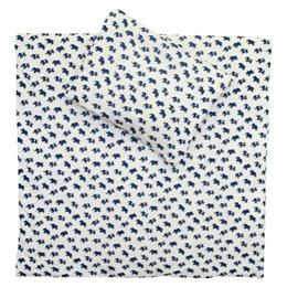 Bio Bettwäsche für Kinder mit Kissenbezug 100x135 cm