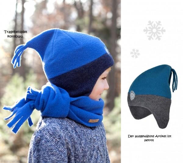 Wichtel Wintermütze ohne Band - reflektierend!
