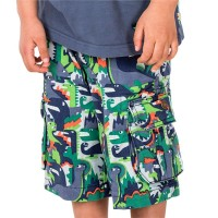 Jungen Sommer Shorts - Dinowelt