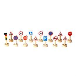 Verkehrsschilder Spielzeug