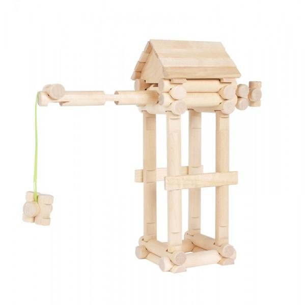 177-tlg. - Jubiläums-Schatztruhe - freies Bauen & konstruier