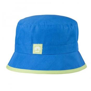 Fischerhut blau UV Schutz 30-35