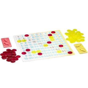 Mathespiel Einmaleins Spiel für 2 Spieler