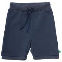Coole Jungen Shorts uni dunkelblau