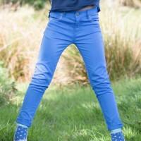 Slim Fit Mädchen Jeans elastisch