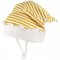 Streifen Baby Kopftuch mit elastischem Stirnband