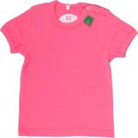 Tolles Basic T-Shirt pink
