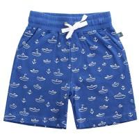 Edle robuste Jungen Shorts mit Taschen Boote