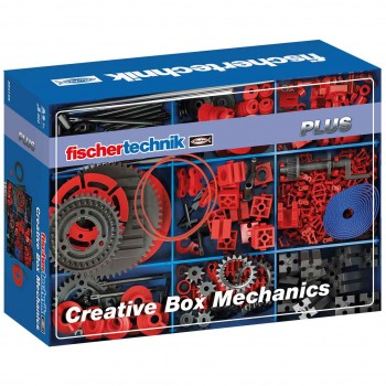 PLUS Creative Box Mechanics – Bauteileset