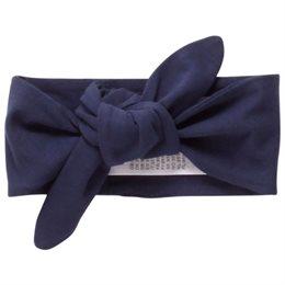 Schickes Haarband in navy 1 - 8 Jahre