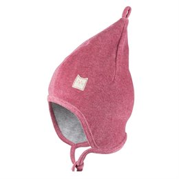 Rosa Mädchen Nicki Mütze