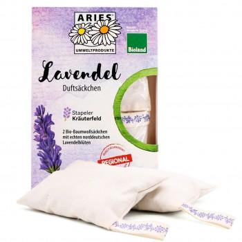 Lavendel Duftsäckchen Bioland für den Textilschutz