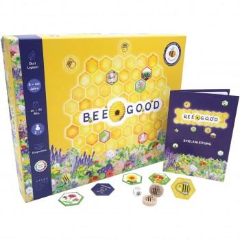 Bee Good – Koop-Brettspiel für 2-6 Spieler (6-120 Jahre)