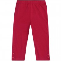 Leichte 3/4 Leggings in pink