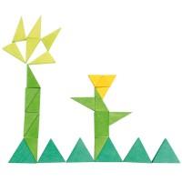 Vorschau: Legespiel kreativ Bilder gestalten 28 Teile