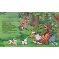 Vorschau: Meine liebsten Tiere - Kurzgeschichten ab 18 Monaten