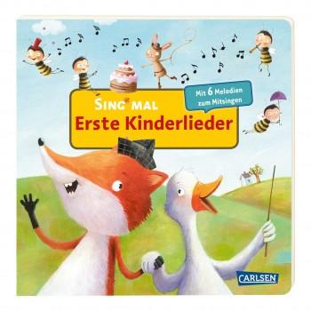 Kinderbuch Hör Mal Kinderlieder ab 2 Jahre