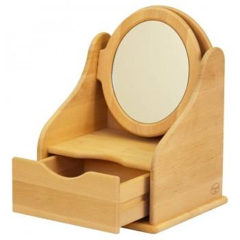 Drewart Schminkspiegel aus Holz
