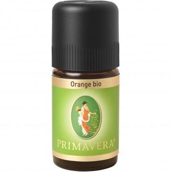 Orange bio 5ml - 100% ätherisches Öl