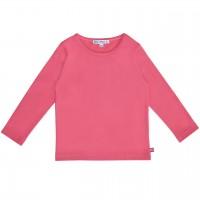 Uni Langarmshirt pink
