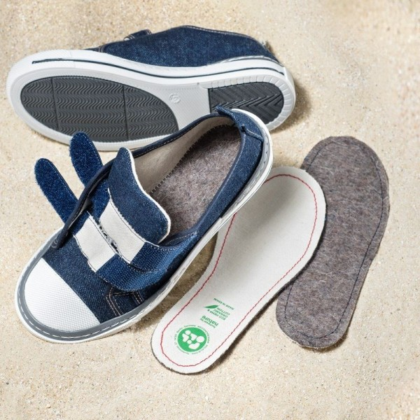Sneakers für Kleinkinder mit Klettverschluss - cool
