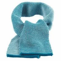Schal Wolle ab 2 - 12 Jahre blau