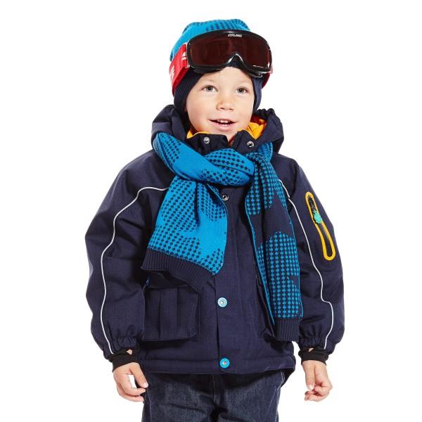 Schadstofffreie Winterjacke Schneejacke für Kinder von freds world by green cotton \n \nDi